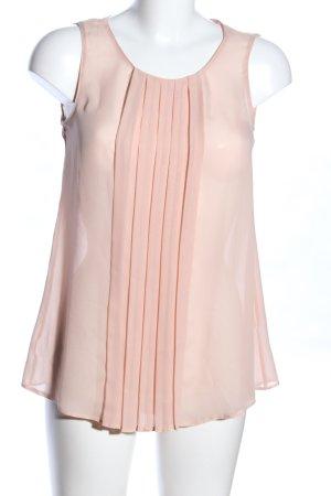 F&F ärmellose Bluse creme Elegant