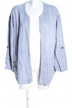F&F Cardigan blau Webmuster Business-Look