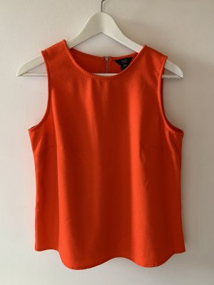 F&F Top Bluse orange