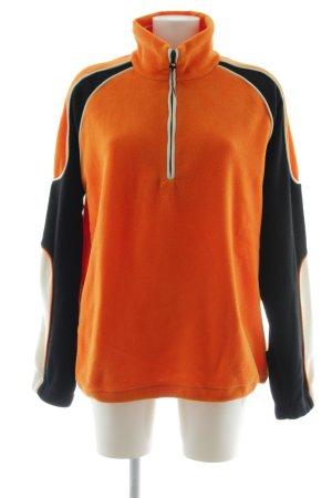 F.lli campagnolo cmp Fleecepullover mehrfarbig sportlicher Stil