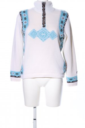 F.lli campagnolo cmp Sailor Sweater graphic pattern casual look