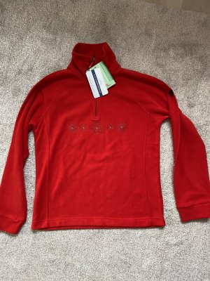 Flli Campagnolo Pull polaire rouge