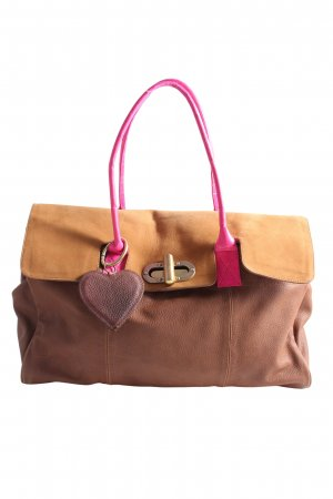 fab Handtasche mehrfarbig Casual-Look