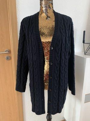 Faber Sweater Twin Set dark blue