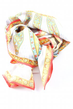 Faberge Neckerchief abstract pattern casual look
