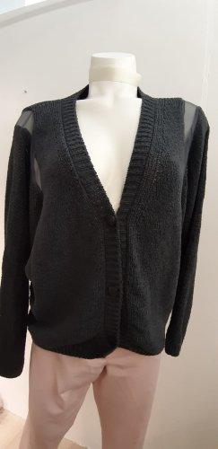 Fabiana Filippi Knitted Cardigan black