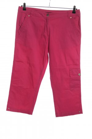 Fabiani 3/4-Hose pink Casual-Look