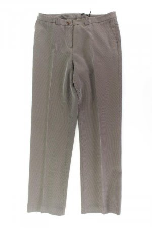 FABIANI Anzughose Größe 40 braun aus Polyester