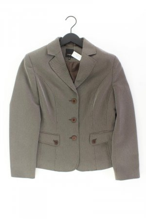 FABIANI Blazer Größe 40 braun aus Polyester