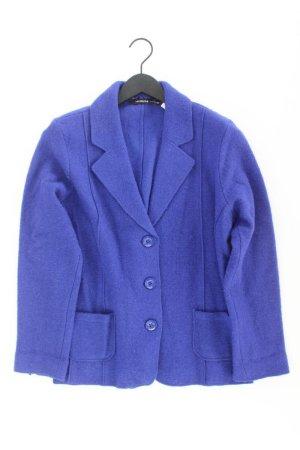 Fabiani Blazer blauw-neon blauw-donkerblauw-azuur Acryl