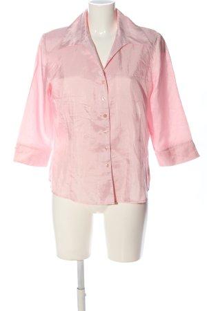 Fabiani Hemd-Bluse pink Business-Look