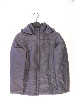 FABIANI Kapuzenjacke Größe 44 grau aus Polyester
