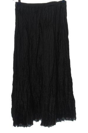 Fabiani Maxi Skirt black casual look