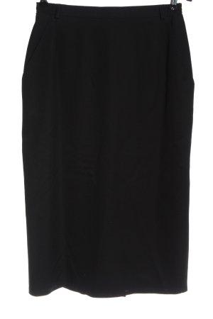 Fabiani Midi Skirt black business style