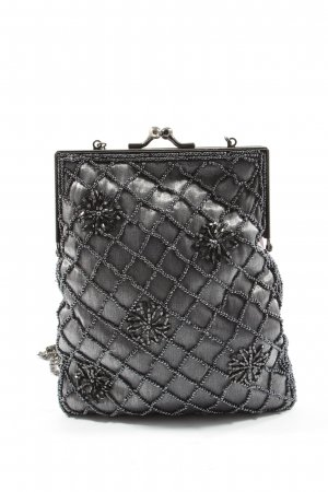 Fabiani Borsetta mini grigio chiaro elegante
