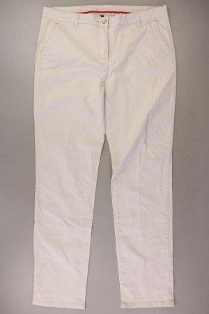 FABIANI Regular Jeans creme Größe 44