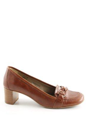 Fabiani Pantofola marrone stile casual