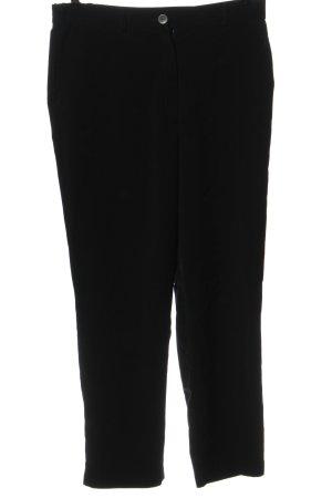 Fabiani Jersey Pants black casual look