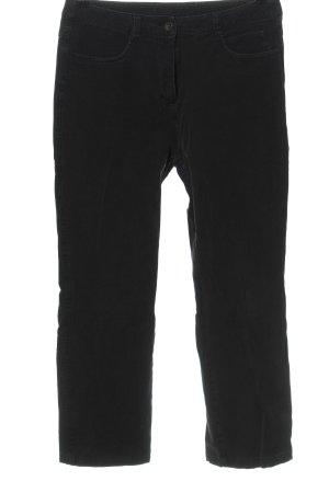 Fabiani Straight Leg Jeans black casual look