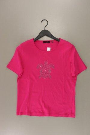 FABIANI T-Shirt Größe 42 Kurzarm pink aus Baumwolle