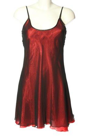 Fabiani Trägerkleid rot Elegant