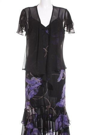 Fabiani Trägerkleid florales Muster Casual-Look