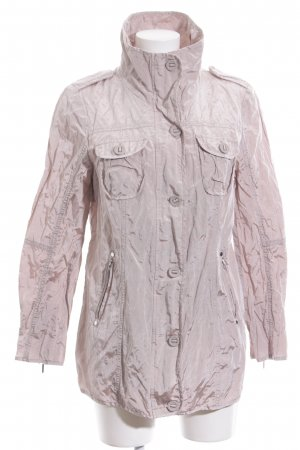 Fabiani Übergangsjacke pink Casual-Look