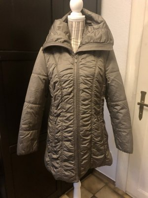 Fabiani Quilted Coat multicolored polyester