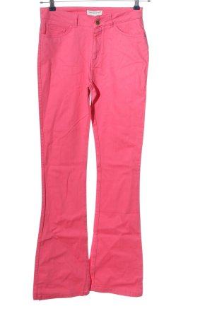 Fabienne Chapot Spijker flares roze casual uitstraling