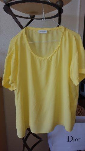 Fabienne Chapot Tunika Bluse Gr.40 gelb