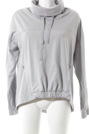 Fabletics Sweatshirt graublau sportlicher Stil