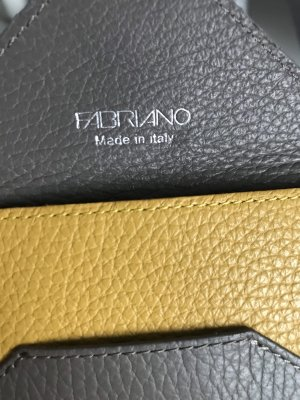 Fabriano Italy Kartenetui Card Holder NEU inkl Etikett