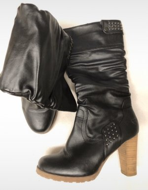 Fabs - Stiefel schwarz Größe 38