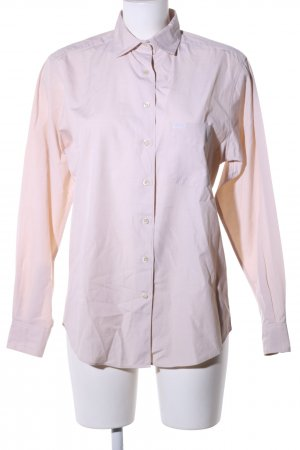 Faconnable Langarmhemd pink Casual-Look