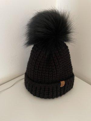 faera Knitted Hat black