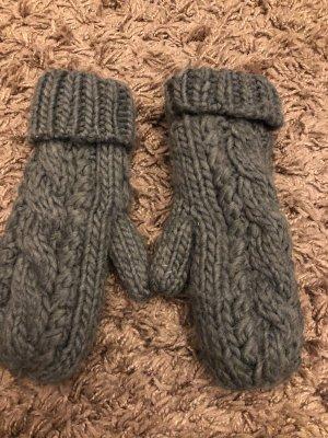 C&A Moufle gris-gris foncé