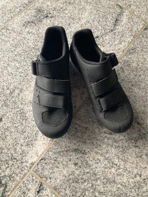 Decathlon Zapatillas con hook-and-loop fastener negro