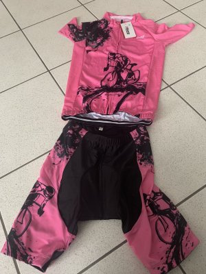 Twin Set tipo suéter black-pink