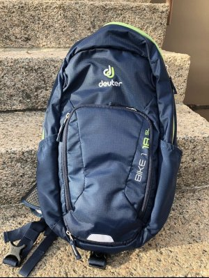 Deuter Trekking Backpack blue