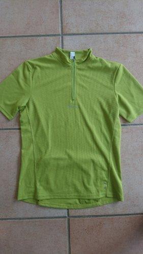 Fahrradshirt grün