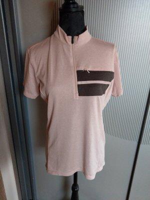 shimano Sports Shirt brown-pink