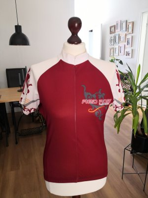 rose Sports Shirt multicolored mixture fibre