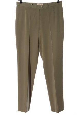 Fair Lady Pantalón de vestir caqui estilo «business»