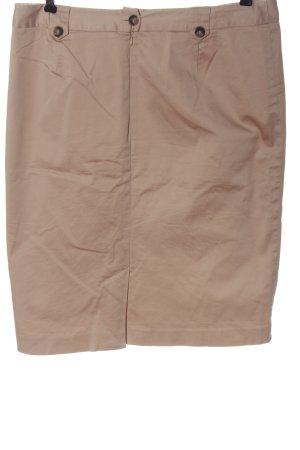 Fair Lady Pencil Skirt nude business style