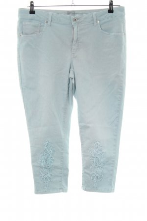 Fair Lady Caprihose blau Casual-Look