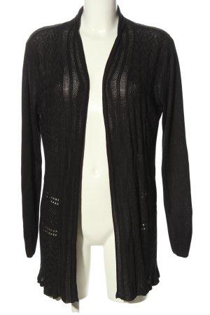 Fair Lady Cardigan black casual look