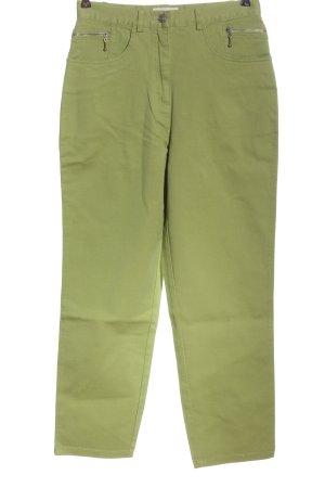 Fair Lady High Waist Jeans green casual look
