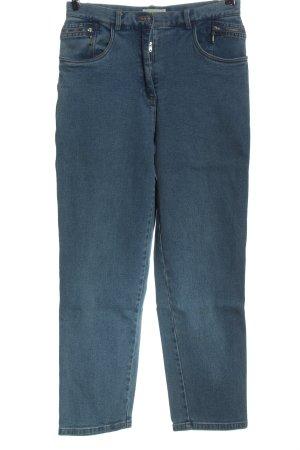 Fair Lady High Waist Jeans blue casual look