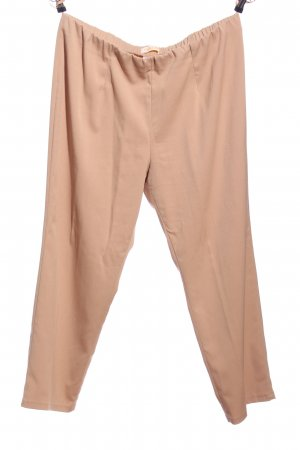 Fair Lady Peg Top Trousers cream casual look