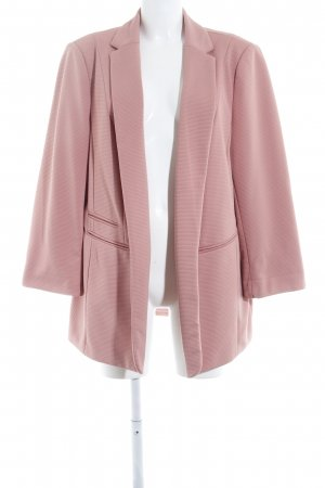 Fair Lady Kurz-Blazer rosa Casual-Look